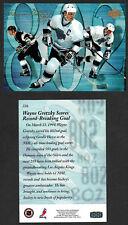 """1994-95 Upper Deck Wayne Gretzky 802 Goals 5""""x7"""", Mint"""