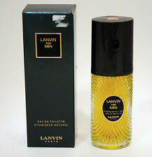 LANVIN FOR MEN EAU DE TOILETTE 60 ML SPRAY  VINTAGE