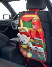 Car Back Seat Organizer / Seat Storage Bag - Colorful  Ideal For Kids/Children