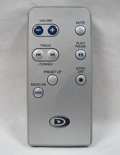 Durabrand DB001 Original OEM CD Radio Remote Control - Guaranteed, Free Shipping