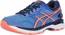 ASICS Women's GT-2000 5 Running Shoe, Regatta Flash Coral/Indigo Blue, 6 B(M) US