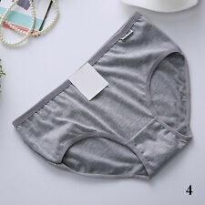 Señoras ropa interior de algodón bragas de los pantalones calzoncillos