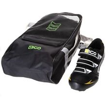 NEW EIGO CYCLE SHOE STORAGE BAG - ADJUSTABLE CARRY STRAP - CYCLING ROAD BIKE MTB