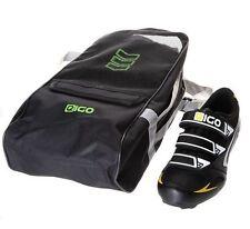 NUOVO Eigo Cycle Shoe Storage Bag-Regolabile Cinghia di trasporto-Ciclismo Strada Bicicletta MTB