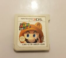 Super Mario 3D Land NINTENDO 3Ds pal EUR  solo Cartucho