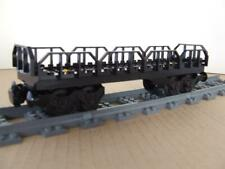 Custom Built Train Built with New Lego Bricks / Parts Fits 9V IR RC Train Tracks