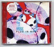 Muse Maxi-CD Plug in Baby cd2-UK 3-TRACK-MUSH 89 cdsx