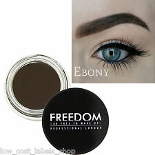 Freedom Makeup Eyebrow Definition HD Brows  Pro Brow Pomade Ebony