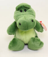TY Beanie Baby 2.0 - CHOMPY the Alligator (6 inch) *NM TAG*