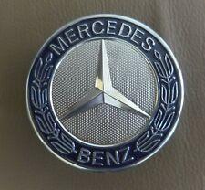 Mercedes Benz Bonnet Badge Emblem AMG C, E, S Class C180 C200 57mm