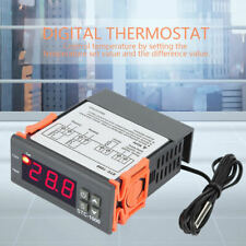 Digital STC-1000 Multipurpose Temperature Controller Thermostat With Sensor NMJ