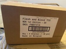More details for flesh and blood monarch 1st edition case sealed x1