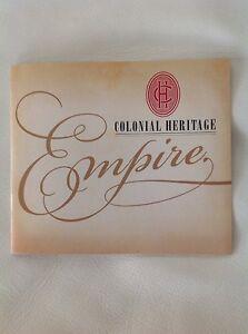2013 - AUSTRALIA - COLONIAL HERITAGE EMPIRE STAMP PACK M.N.H.