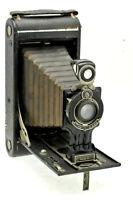 Vintage No.3A Autographic Kodak JR - Brown bellows - Great condition