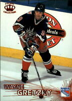 1997-98 (RANGERS) Pacific Copper #99 Wayne Gretzky