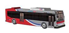 DARON Washington DC Metro Bus 11 inch long New in Box RLT6422