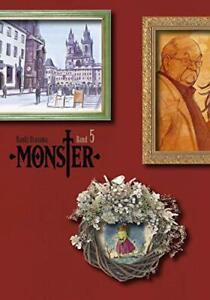 Monster Perfect Edition 5. Urasawa, Ossa New 9783551759566 Fast Free Shipping,>