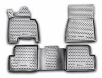 Tappetini in gomma premium per MERCEDES-BENZ G-Class W463 1990-2018 4 pez.