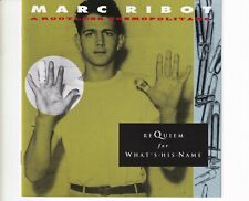 CD MARC RIBOT	requiem for what's his name	1992 EX	FREE JAZZ (B5107)