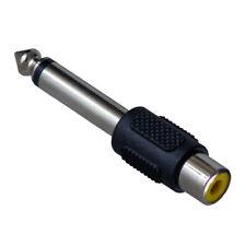 1,00€//m PA Kabel Klinke Klinke 6.3 mm 6m Mono 6 Meter #1538