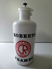 Vintage Nos Roberts Frames Sydenham London Water Bottle made by T.A Very Rare