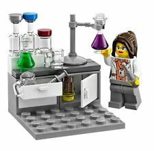 Lego Ideas Research Institute 21110 Chemist Female Scientist Lab Bag #1 Only NEW