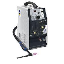 Saldatrice acciao alluminio TIG 200L AC DC HF  INVERTER 011816 GYS 200 A
