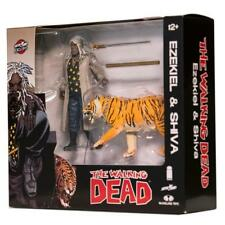 THE WALKING DEAD Ezekiel and Shiva Action Figure 2-pack
