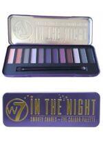 W7 Produits cosmétiques Dans nuit-Smokey Teintes Eye Palette De Couleurs