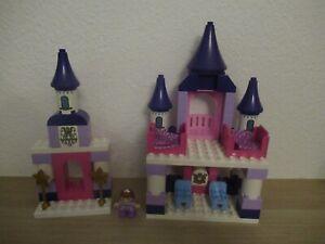 Lego Duplo 2-teilig lila rosa aus 6154 Turm Schloss Prinzessin