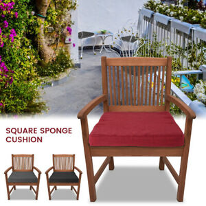 Stuhlkissen mit Reißverschluss Sitzkissen Stuhlauflage Sitzauflage Bodenkissen