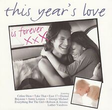 THIS YEAR'S LOVE IS FOREVER / CD - TOP-ZUSTAND