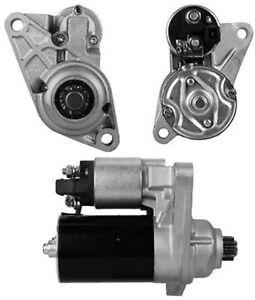 Skoda Fabia 6Y2 6Y3 6Y5 MK I 1.2 1.4 16V Starter Motor 1999-2008
