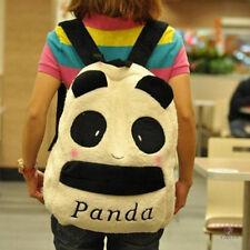 Korean Personality Cute Panda Casual Women School Shoulder Bag Backpack