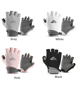 Unsex Summer Driving Gloves Cycling Gloves GYM Fitness Cotton Antislip Gloves
