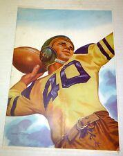 1947 Holland High School football program vs. Muskegon, Michigan history