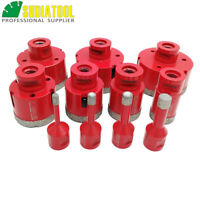 1pc M14 Thread Hole Saw Dry / Wet Diamond Drilling Core Bits for Porcelain Tile