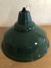 Antique Enamel E27 Enamel Art Deco Factory Lamp Lamp Light Bauhaus Loft Fashionable Patterns Art Nouveau