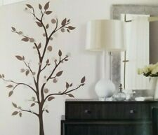 "47 RoomMates  XL Tree (68.6"" x 38"") Wall Decals NIP"
