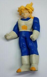 Secret Saiyan Warriors Trunks Rubber Outer Shell Irwin 2001 Dragon Ball Z DBZ SS