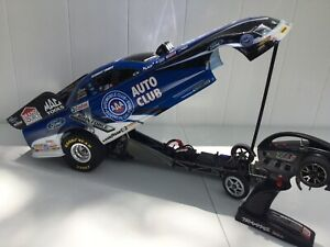 Rare Discontinued Traxxas Funny Car Robert Hight Ford Edition Dragster RTR