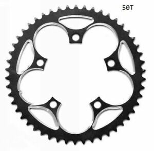 Chainring 110BCD 34T 39T 44T 46T 48T 50T 53T crankset 5 to 9 speed 3/32 chain