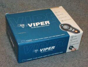 VIPER Model 4103XV One Way Remote Engine Start w/Keyless Entry
