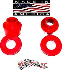 "JEEP GRAND CHEROKEE WJ 1999-2004 LIFT KIT 2"" POLY COIL SPRING SPACERS 4WD USA R"