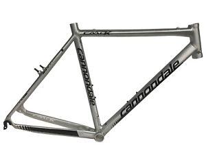 2012 Cannondale CAADX  Cyclocross Gravel Bike Frame Cantilever Brake 54cm #4138