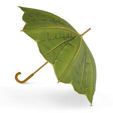 Cascada Collection - Floral Palm Tree Walking Umbrella