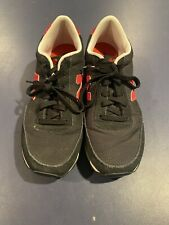 Men's Classic Black Red New Balance Ml501Tsk Tennis Shoes Size 7