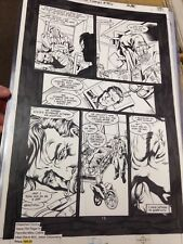 Detective Comics #754 pg.15 Original Art Collins, Bird, Delperdang