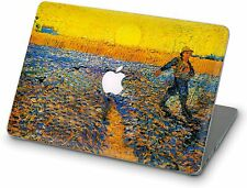 MacBook Case Fine Art Design Protective Shell Van Gogh Pro Air 13 15 16 Cover