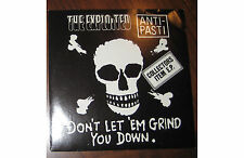 Punk EXPLOITED ANTI PASTI Don't Let Em Grind You Down E.P Oi 45 Single Record